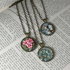 Five Victorian Inspired Jewelry Projects