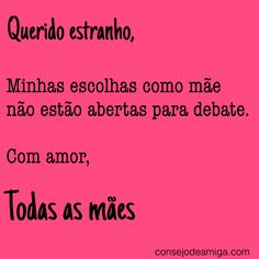 #maes #vidademae #frases #maternidade #filhos