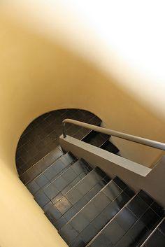 Le Corbusier, Pierre Jeanneret twin house, Stuttgart 1927 | Flickr: Intercambio de fotos