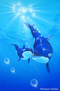 Gallery Aquatic - Art of Kentaro Nishino