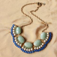 Bohemia Designed Chokers Nature Gemstones Necklace