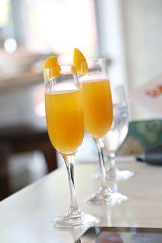 Pineapple Apricot Bellini Recipe