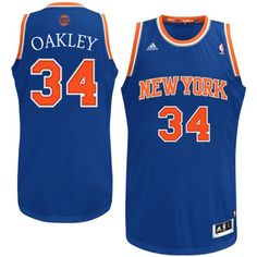 knicks 34 charles oakley blue jersey.jpg (600×600)