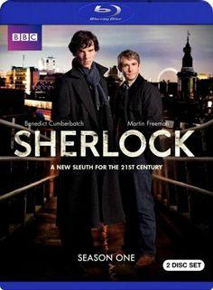 Sherlock 1.Sezon Tüm Bölümleri 720p Türkçe Dublaj (TR-EN)