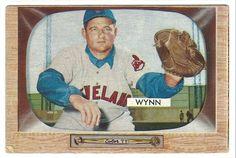 1955 BOWMAN EARLY WYNN CARD #38 in Sports Mem, Cards & Fan Shop, Cards, Baseball   eBay