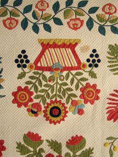 1840 baltimore quilt