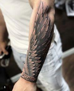 50 Coolest Forearm Tattoo Men Sleeve Trend 2019 50 coolsten Unterarm Tattoo Men Sleeve Trend 2019 This image has get. 50 Coolest Forearm Tattoo Men Sleeve Trend 2019 50 coolsten Unterarm Tattoo Men Sleeve Trend 2019 This image has get. Forearm Wing Tattoo, Forearm Band Tattoos, Forarm Tattoos, Wrist Tattoos For Guys, Forearm Tattoo Design, Body Art Tattoos, Hand Tattoos, Unique Tattoos, Men Arm Tattoos