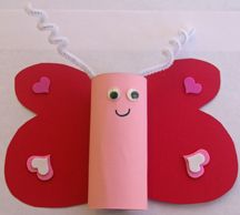 Great site! Has tons of kid crafts that are easy and use what you would typically have on hand.