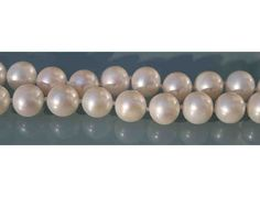 9mm Freshwater Pearl 18' Necklace with Sterling Silver Clasp
