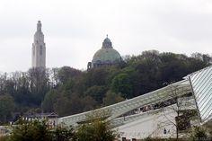 Phare de Liège et Église Notre-Dame de Cointe, Gare Guillemins-Liège