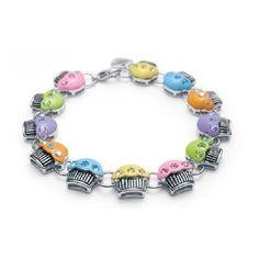 CHARM IT! Iced Cupcake Charm Bracelet Charm It! Signature Accessories, http://www.amazon.com/dp/B0042BVMXC/ref=cm_sw_r_pi_dp_D0.Vpb1BSPSE9