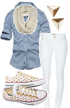 """Had a snow day todaaay ^_^"" by style-police ❤ liked on Polyvore"