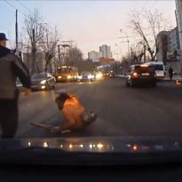 Wow. If this beautiful compilation of human kindness captured from Russian dash cams doesnt restore your faith in humanity... Gosh. Made me all teary.