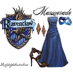 Harry Potter Ravenclaw Themed Wedding Dress And Accessories Mode Harry Potter, Harry Potter Dress, Harry Potter Style, Harry Potter Wedding, Harry Potter Outfits, Plus Size Steampunk, Nerd, Maskerade Outfit, Gothic Party