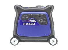 Yamaha EF6300iSDE 6,300 Watt 357cc OHV 4-Stroke Gas Powered Portable Inverter Generator With Electric Start (CARB Compliant) Yamaha http://www.amazon.com/dp/B002RWK9QY/ref=cm_sw_r_pi_dp_cNtUtb19RYW19MSH