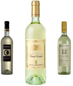 How To Choose Good Cheap Wine from the Big Brands: Pinot Grigio | The Kitchn