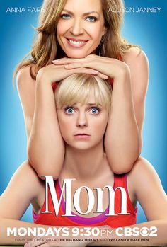 Mom | CBS (and Seth Green has one called Dads on Fox) ..?