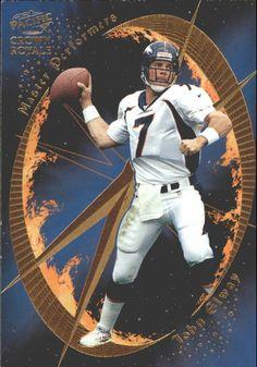 1998 (BRONCOS) Crown Royale Master Performers #5 John Elway #CrownRoyale #DenverBroncos John Elway, Different Sports, Sports Photos, Denver Broncos, Captain America, Rest, Crown, Superhero, Fictional Characters