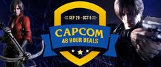 For this week Gamersgate are selling selected Capcom titles for a minimum of 50% off