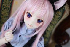 ☆ ALINA ☆ DDH-09 semi-white skin custom head + Volks clothes _ image 1