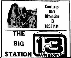 Dimension 13 - I used to watch this back in Rockford, IL
