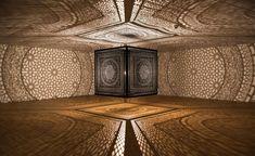 Light and splendour: the awe and wonder of Anila Quayyum Agha's dazzling new work | Art | Wallpaper* Magazine