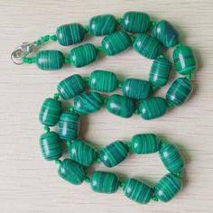 Item Type: Necklaces Fine or Fashion: Fashion Style: Trendy Necklace Type: Beads Gender: Unisex Material: Stone Chain Type: Rope Chain Length: Metals Type Trendy Necklaces, Jewelry Necklaces, Bracelets, Agate Necklace, Pendant Necklace, Necklace Types, Rope Chain, Malachite