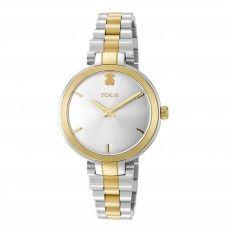 Reloj Julie de acero