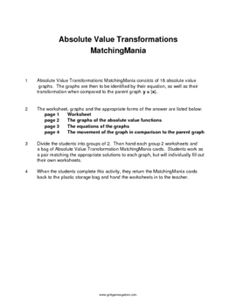 Absolute Value Transformations2