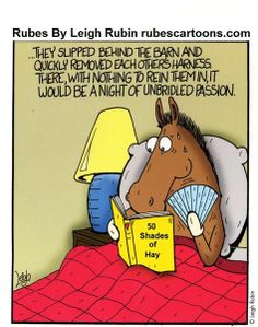 50 Shades of Hay comic