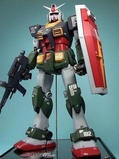 Gundam RX78-2 MG real colour - Google 搜尋