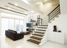 Minimalism creates maximum impact in this singular home.    http://www.myhomedesign.ph/album/modern-vibe