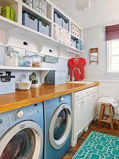 Decorá con estilo tu lavadero - Mundo Club House - Los Andes Diario