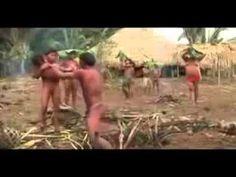 Crianças com problema mental ou físico são enterradas vivas em tribos in...
