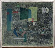 Circulation slowed - Wassily Kandinsky, 1931