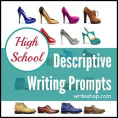 sample writing prompts for high school students
