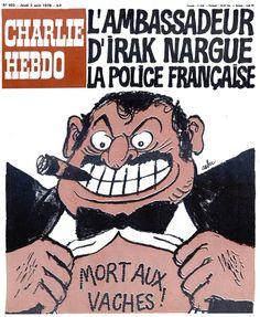 Charlie Hebdo - # 403 - 3 Août 1978 - Couverture : Cabu