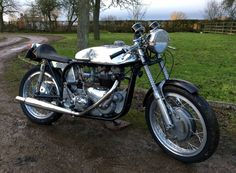 1959 Triton Pre-unit Cafe Racer For Sale - We Sell Classic Bikes