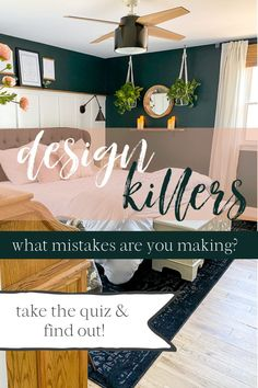 Feeling frustrated with your home decor? Take this quiz from Christina Maria to find out what design mistakes you might be making!