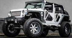 BMS Jeep Wrangler Betty White | Cars show