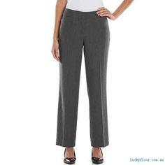 Dana Buchman Womens Dress Pants Curvy Slimming straight midrise grey size 12 NEW  19.99 http://www.ebay.com/itm/Dana-Buchman-Womens-Dress-Pants-Curvy-Slimming-straight-midrise-grey-size-12-NEW-/262531021802?var=&hash=item82b4c8b4f5