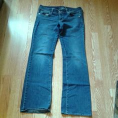 American Eagle Jeans Great  condition. Stretch  slim bootleg. American Eagle Outfitters Jeans Boot Cut
