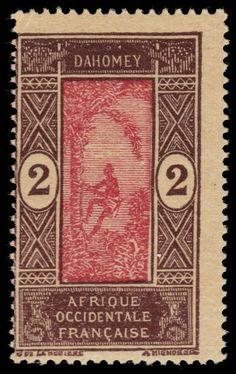 Dahomey 43 MI43 Palm Oil Harvest PF74268   eBay