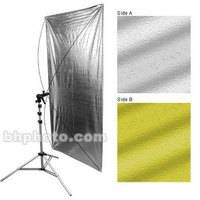 Interfit Flat Panel Reflector with Bracket and Stand