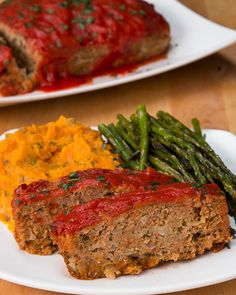 Mozzarella-Stuffed Turkey Meatloaf