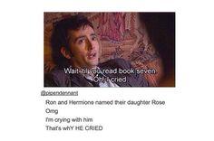 OHHH!!!  Rose Ten Harry Potter