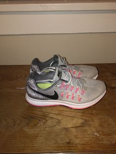 uk availability a19cc c97aa Nike Women s Zoom Pegasus 33 Running Shoe Size US 9  fashion  clothing   shoes