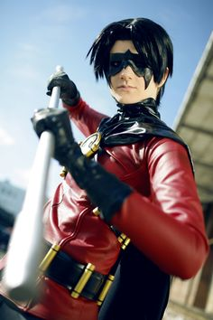 DC's Red Robin #Cosplay