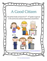 how to be a good citizen for kids