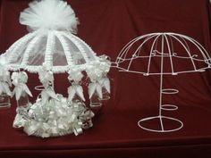Baby Shower Bridal Shower Wedding Wire Centerpiece Cup Holder Cupcake Decoration | eBay